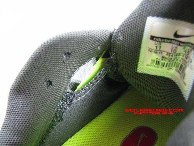 Nike Lunarglide 3 inner
