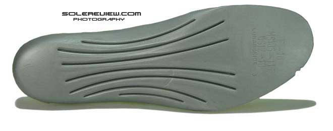 Nike Lunarglide 3 insole