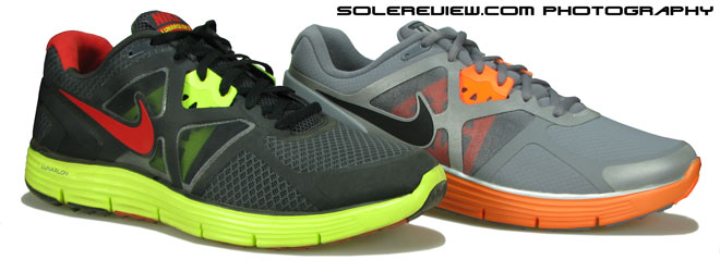 Nike Lunarglide 3 vs Shield version