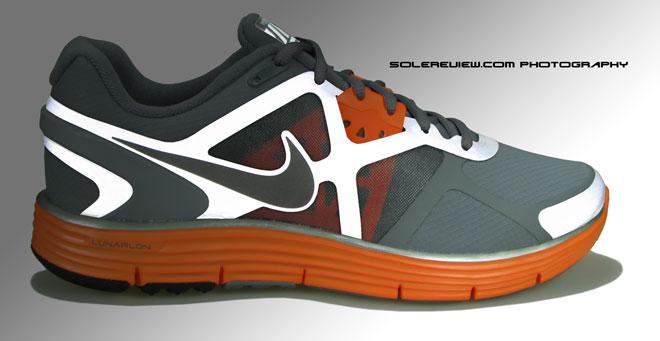 Nike Lunarglide 3 Shield reflective