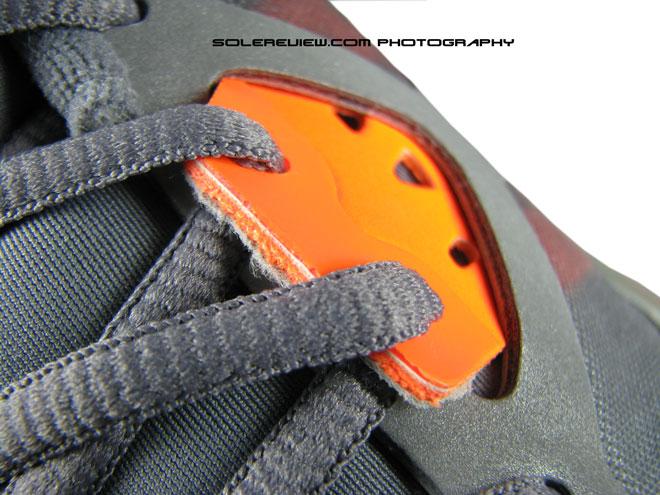 Nike Lunarglide 3 shield midfoot side straps