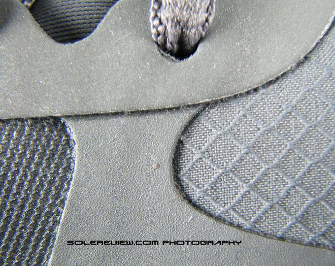 Nike Lunarglide 3 shield fused on upper