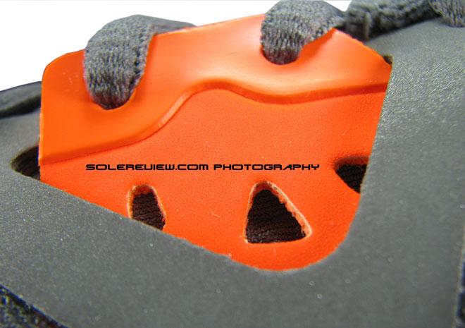 Nike Lunarglide 3 shield side strap