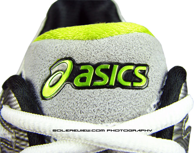 Asics Kayano 17 tongue