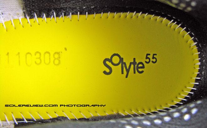 Asics Kayano 17 Solyte insole