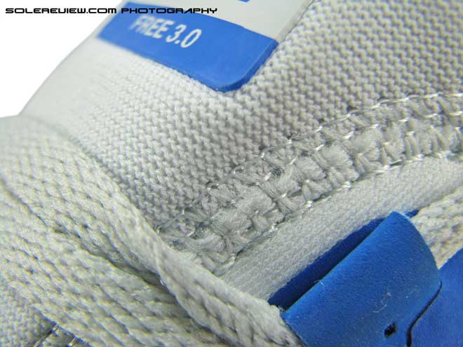 2012 Nike Free 3.0 V4 tongue