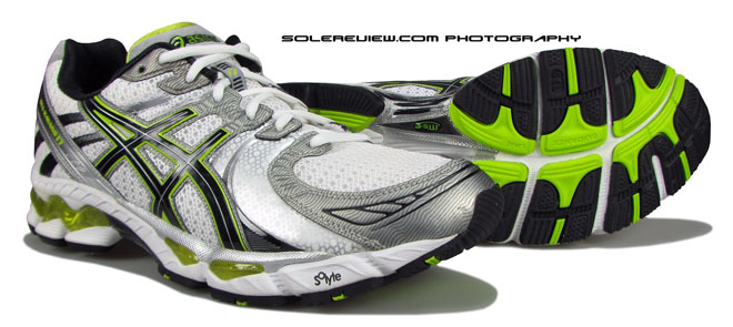 Asics Kayano 17 pair