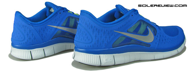 Nike Free Run 3 rear view