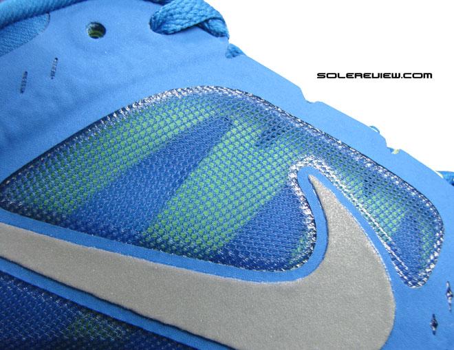 Nike Free Run 3 midfoot straps
