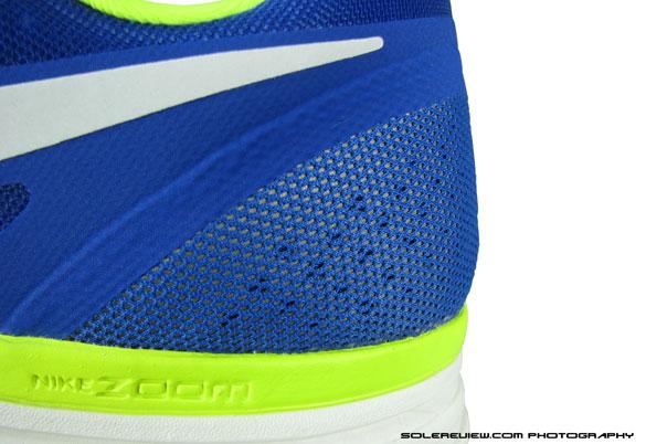 Nike Zoom Vomero 8 heel