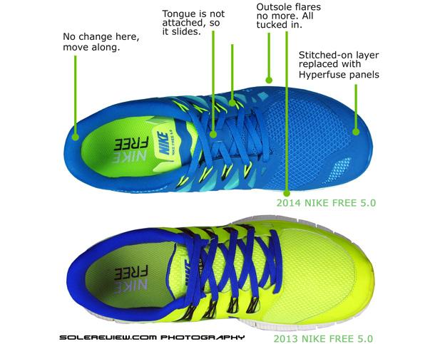 2013_vs_2014_Nike_Free
