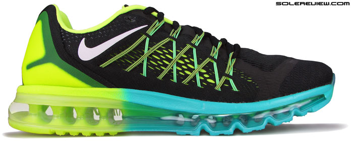 Womens Nike Air Max 2015 Reflective Running Shoes