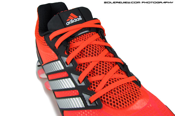 the best attitude bd2f6 357ce Adidas Springblade review – Solereview
