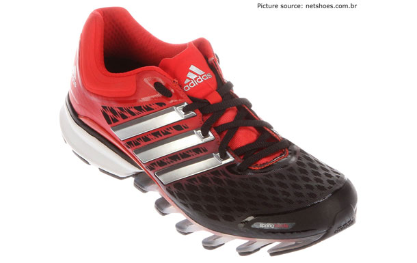 adidas blade running shoes review
