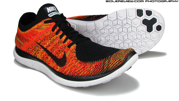 nike knitwear shoes