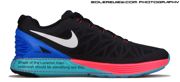 lunarlon nike review