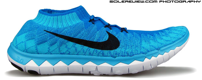 nike free with socks or without
