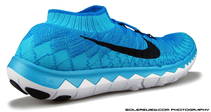 nike free flyknit without socks