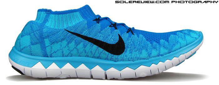 Nike Free 5.0 Blu E Fucsia