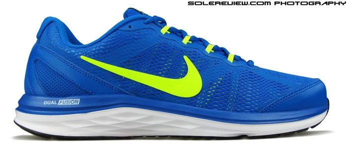 Delincuente poetas Retirarse  Nike Dual Fusion Run 3 Review