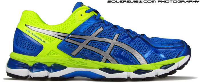 asics kayano gel 21 review