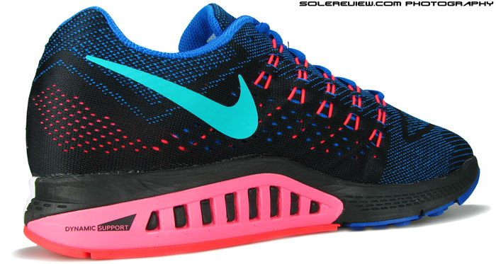 new styles 30591 bf2c0 Nike Air Zoom Structure 18 Review – Solereview