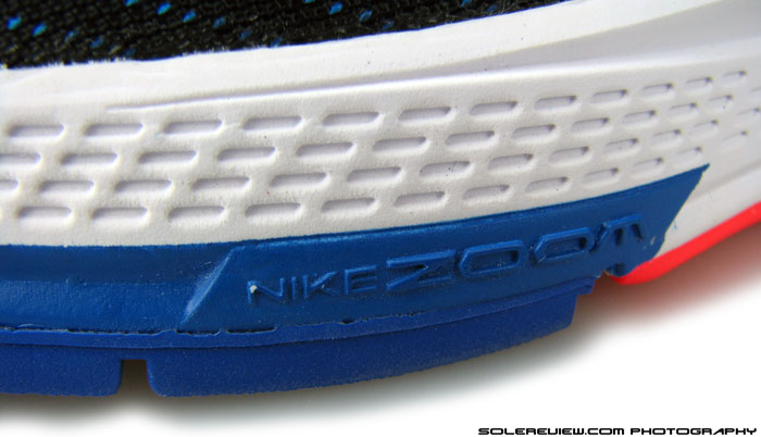 f321624f7788 Nike Air Zoom Structure 18. Nike Zoom Air bag in ...