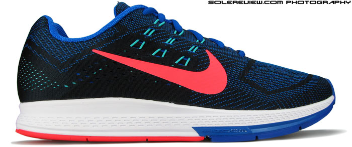 83c57dc159734 Nike Air Zoom Structure 18 Review – Solereview