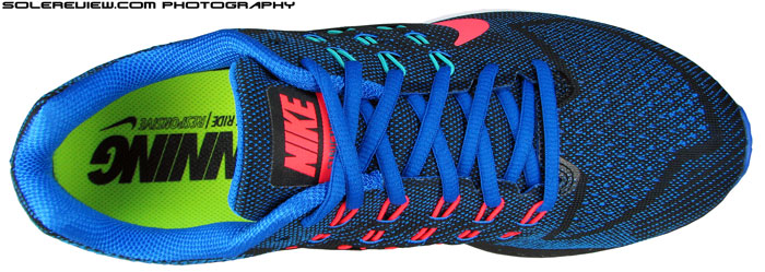 difference between nike flyknit lunar 2 and 3