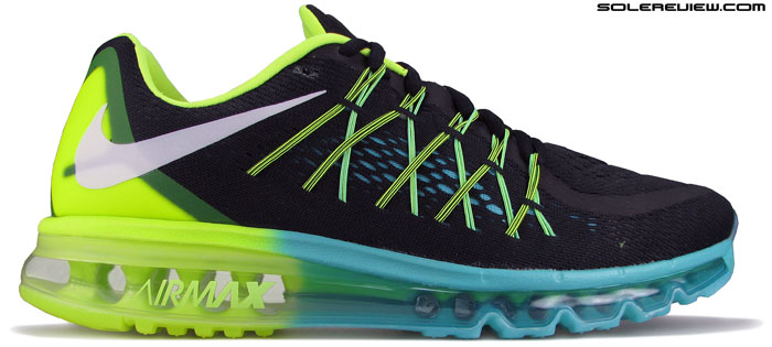 3724ecae79728 Nike Air Max 2015. The full length Air Max ...