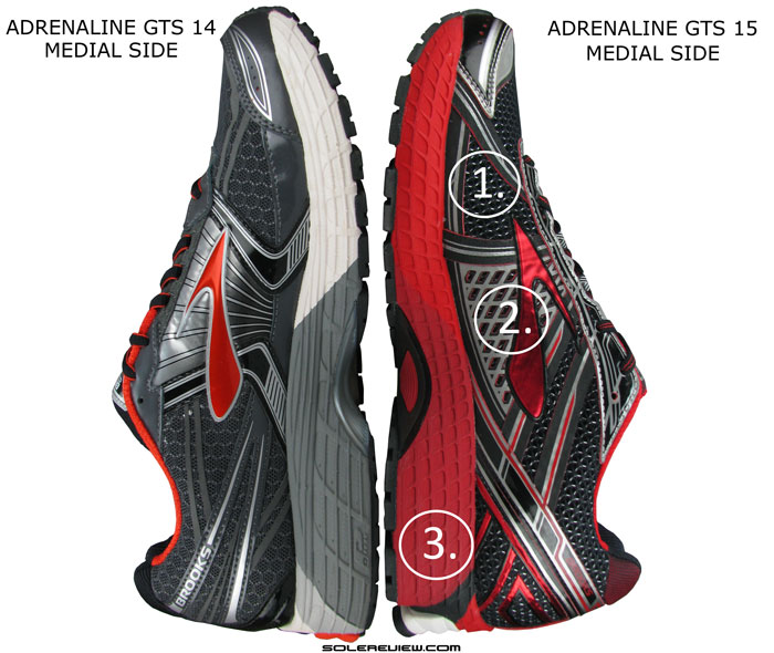 af3d674ba22 Brooks Adrenaline GTS 15 Review – Solereview