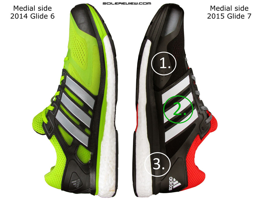 new product 9414e 8b479 adidas pure boost vs energy boost