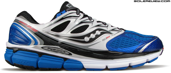 Saucony Hurricane Iso 2 Pronation