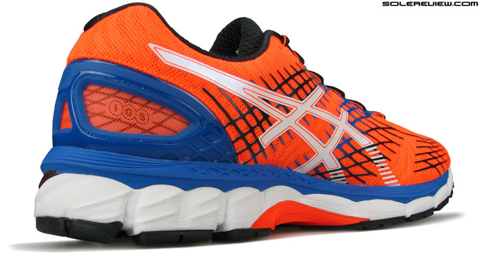 asics gel nimbus 15 weight felt