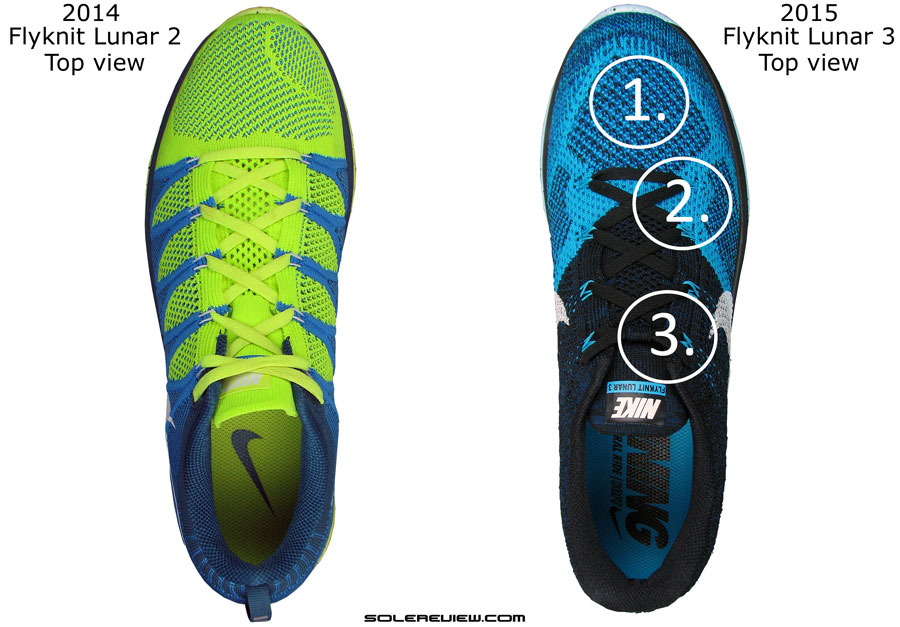 info for f51ae aa919 ... everyday version of Nike s Free Flyknit upper. Nike Flyknit Lunar 3