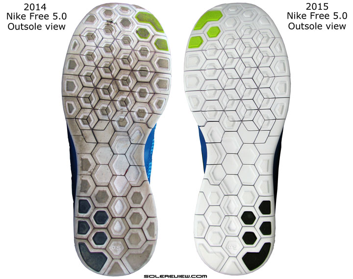uk availability 0d65f a6b69 Nike Free 5.0 2015 Review – Solereview