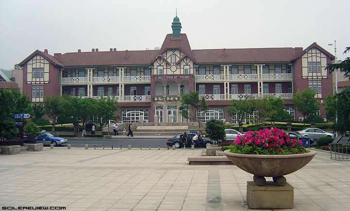 German_Architecture_Qingdao
