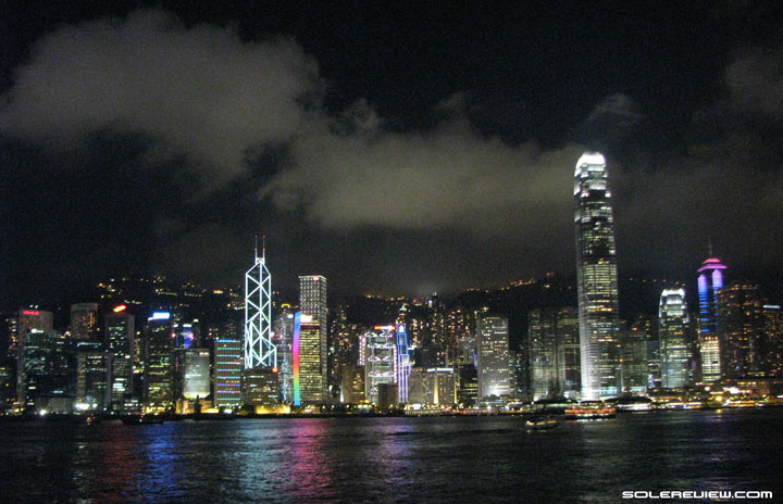 Hong Kong_Skyline