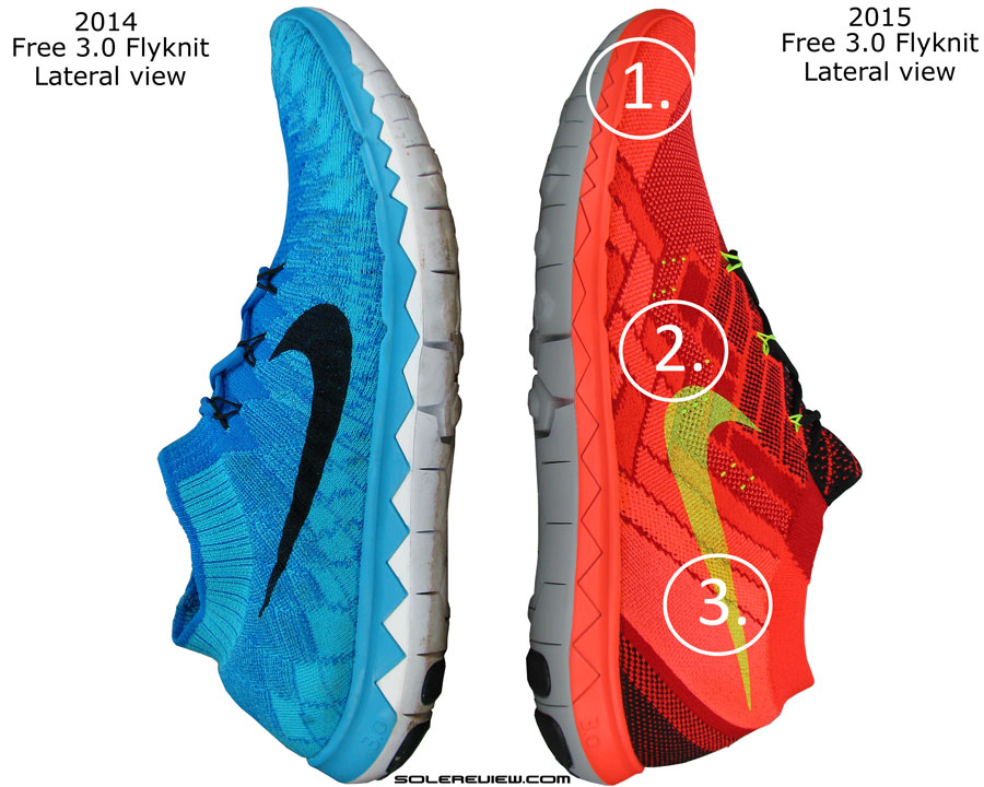 ab4a97de36c Nike Free 3.0 Flyknit 2015 Review – Solereview