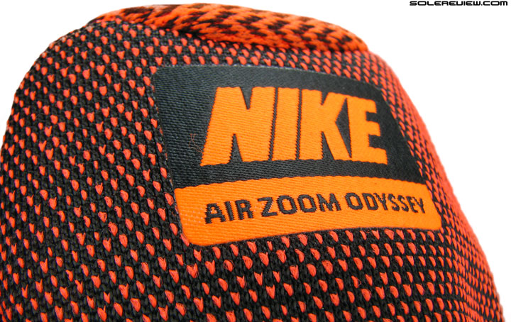 Nike air zoom odyssey review solereview for Another word for air