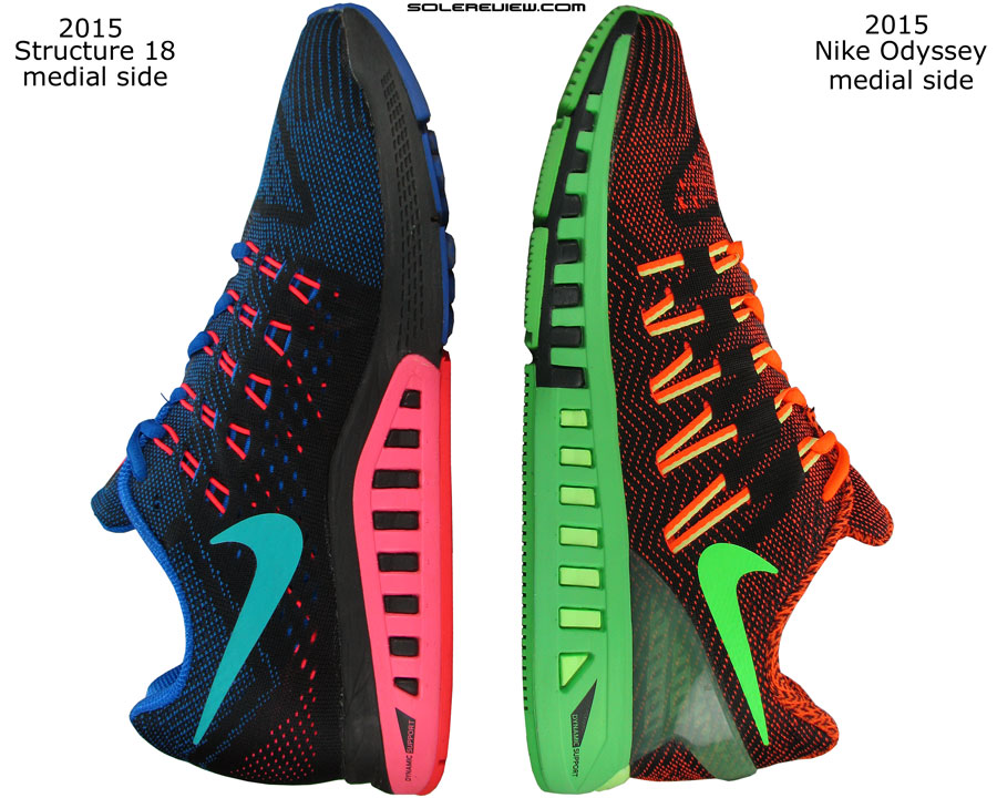d6f430006ec1 Nike Air Zoom Odyssey. The Odyssey has quite a bit of the Nike ...