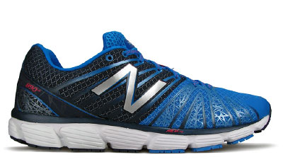 new balance 890 v5 mens shoes blue white