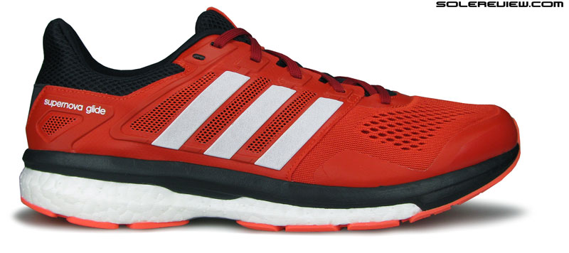 adidas Supernova Glide 8 Boost Review – Solereview