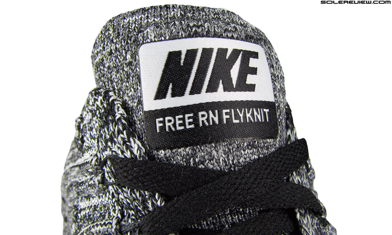 nike free rn flyknit review silver