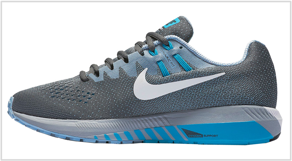 nike air zoom structure 20 review solereview. Black Bedroom Furniture Sets. Home Design Ideas