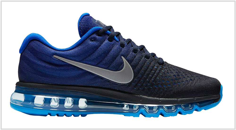 new styles 83239 411da nike air max 2017 upper