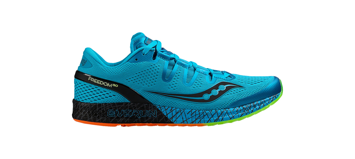 Saucony Freedom ISO Review – Solereview