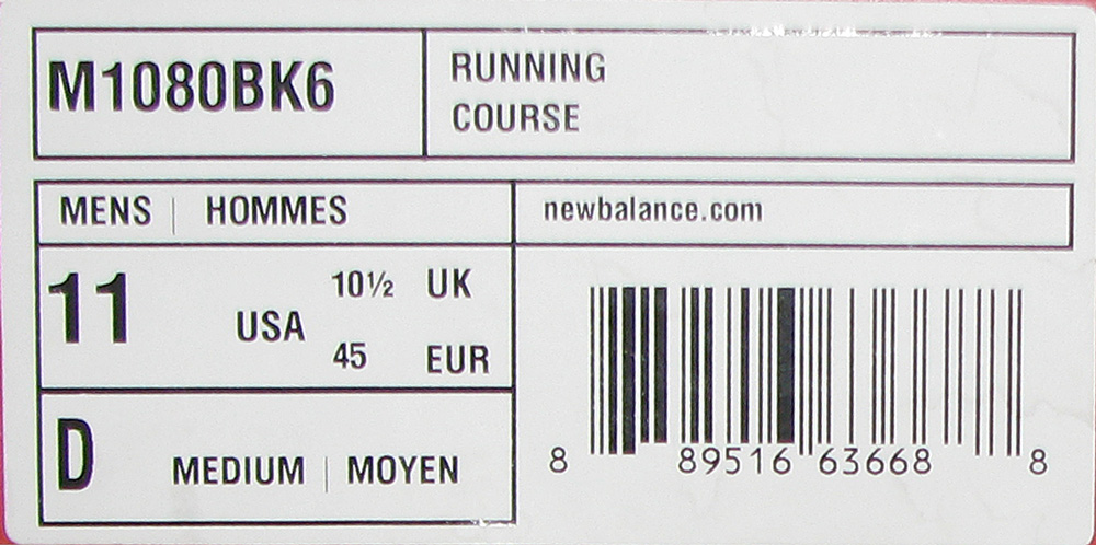 New balance shoe size chart solereview