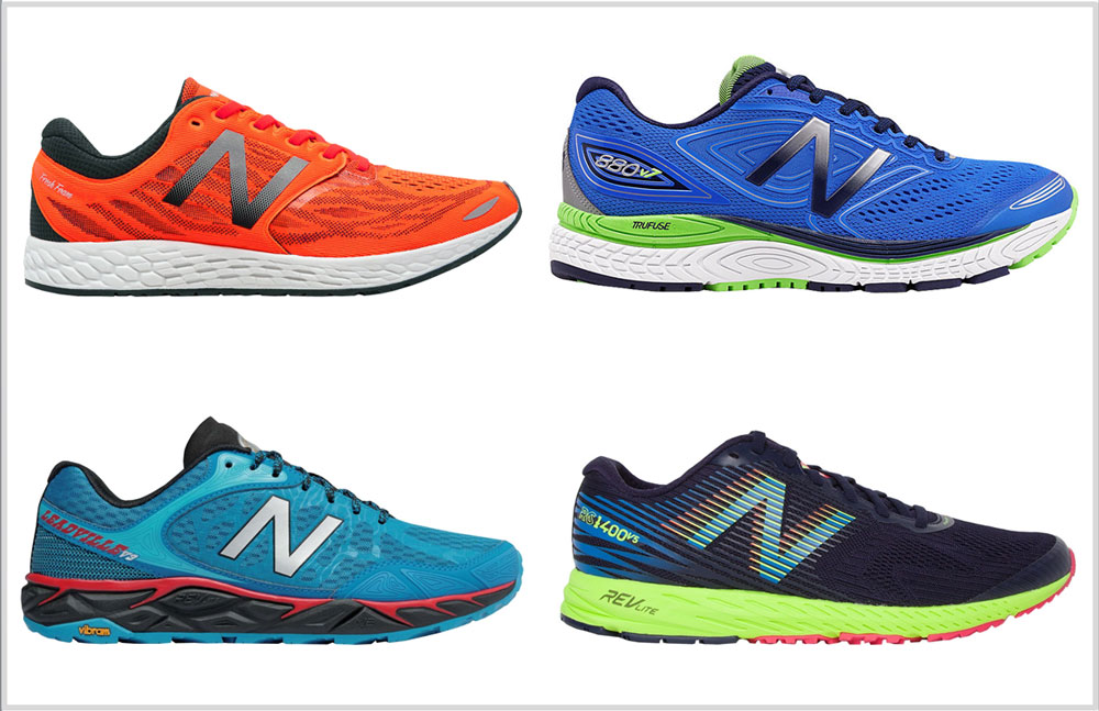 new balance for running