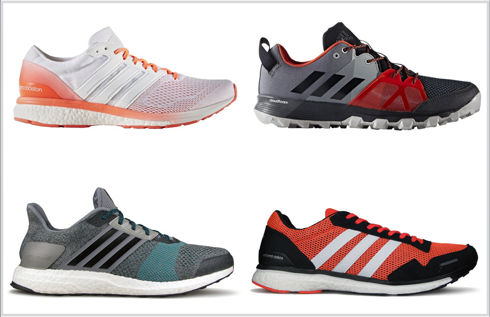 Best adidas running shoes – 2018
